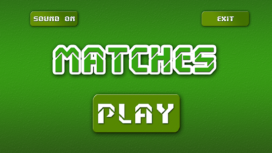 Matches puzzle - screenshot