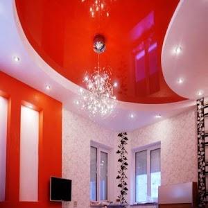 Потолок в доме дизайны.