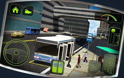 Bus Driver 3D screenshot 5
