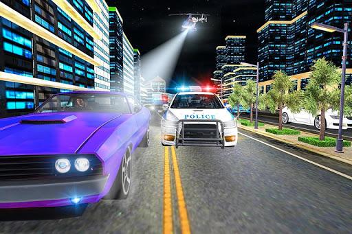 Miami Police Highway Car Chase City Hot Crime War screenshot 1