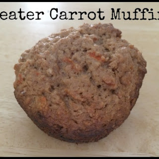 Cheater Carrot Muffins