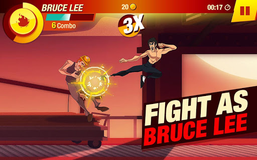 Bruce Lee: Enter The Game screenshot 9