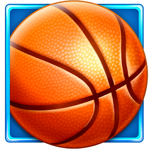 Touch, drag, shoot, and score! Test your skills in this hit basketball game! APK Icon