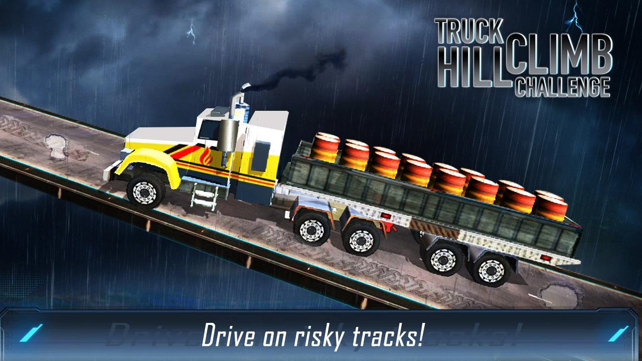 Hill Climb Truck Challenge Screenshot 12