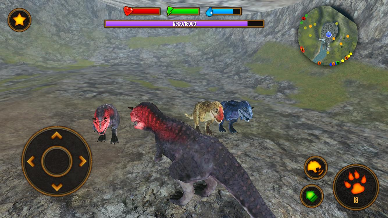 Clan of Carnotaurus Screenshot 4