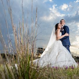 Bright and Early by Lood Goosen (LWG Photo) - Wedding Bride & Groom ( wedding photography, wedding photographers, wedding day, weddings, wedding, groom and bride, bride and groom, wedding photographer, bride, groom, bride groom )