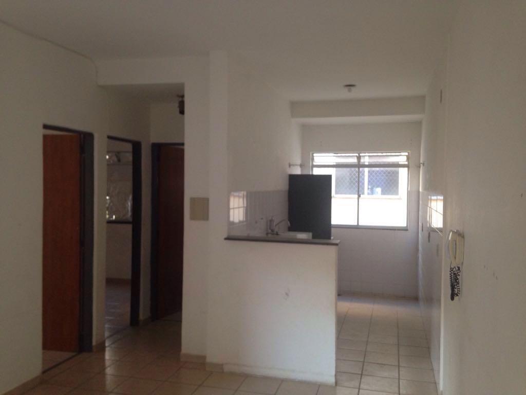 Apartamento residencial à venda, Tibery, Uberlândia.