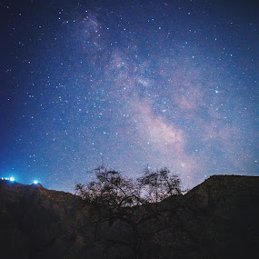 The Creation by Adam dela Pedra - Landscapes Starscapes