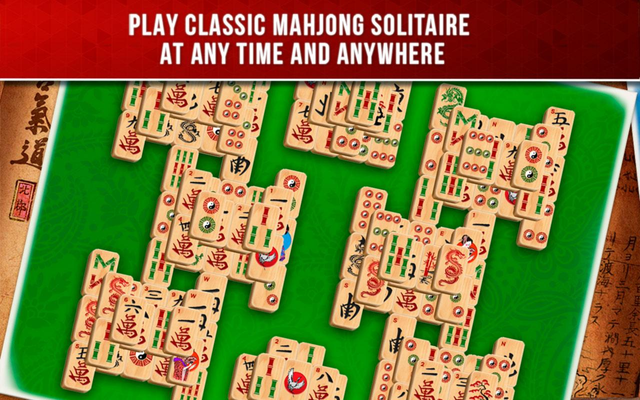 Mahjong Solitaire Dragon Screenshot 2