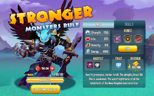 Monster Legends - RPG screenshot 13