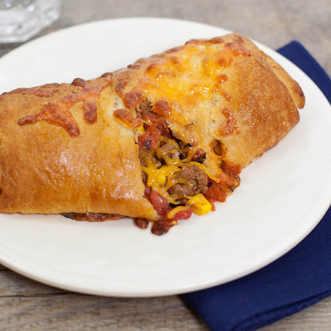 Cheesy Tex-Mex Beef Pockets