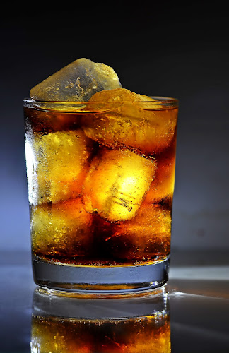 refreshingly cool.. by Pete G. Flores - Food & Drink Alcohol & Drinks ( cold, ice, glass, cold otep autofocus food drinks, pwccolddrinks )