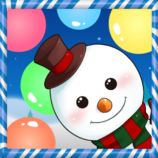 Snow Bubble Shooter - screenshot