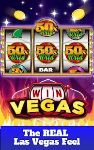 Game WIN Vegas: 777 Classic Slots Casino Free apk for kindle fire