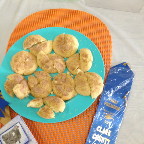 Old Fashioned Sour Cream Cookie Contest