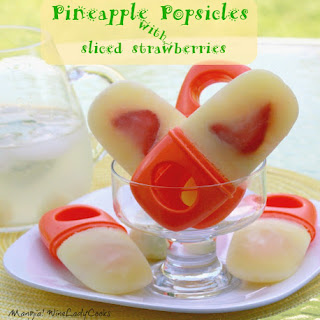 Pineapple Popsicles Recipes