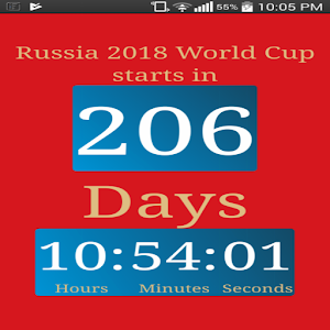 Download World Cup Russia 2018 Countdown for Windows Phone