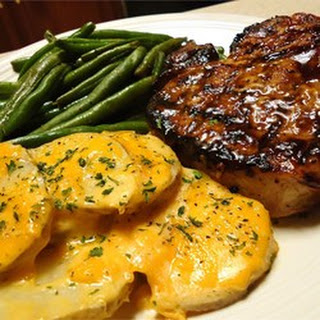 Grilled Bbq Pork Chops With Brown Sugar Recipes