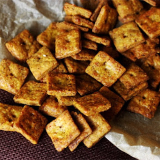 Gruyere Cheese Crackers Recipes