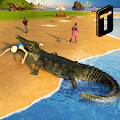 Game Crocodile Attack 2016 apk for kindle fire