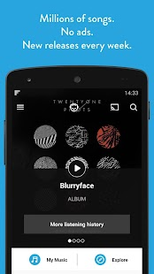 Napster APK for iPhone