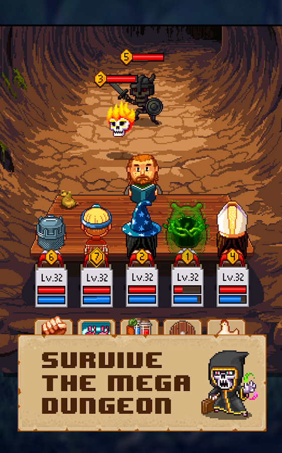 Knights of Pen & Paper 2 Screenshot 15