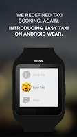 Screenshot of Easy Taxi - Book Taxi Cab App