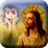 Download Lord Jesus Photo Frame APK to PC
