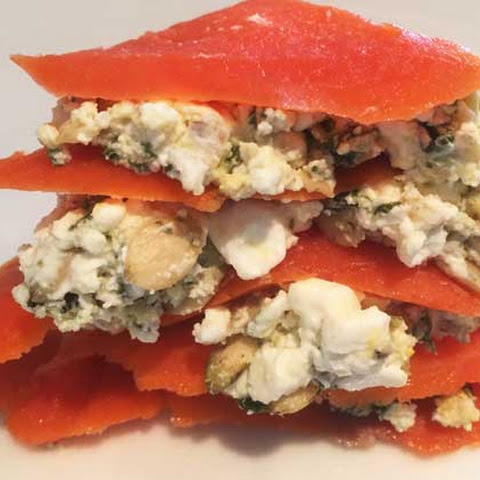 Weight Loss and Heart Healthy Salmon Stacks