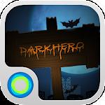 Dark Hero Hola Launcher Theme Icon