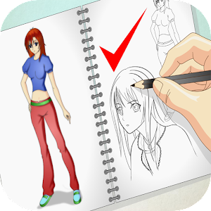 how to draw manga for PC-Windows 7,8,10 and Mac