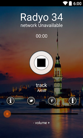android Radyo 34 Screenshot 4