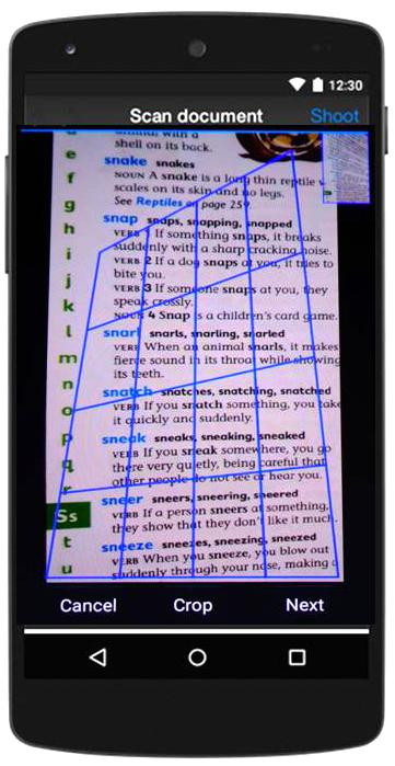 Multi Scanner Pro Screenshot 17