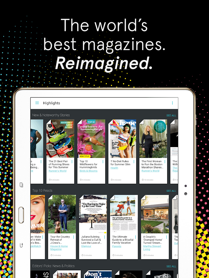 Texture – unlimited magazines Screenshot 10
