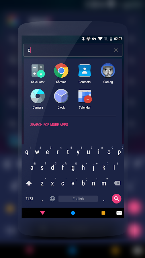 Neptune Material Theme CM13/12 Screenshot 15