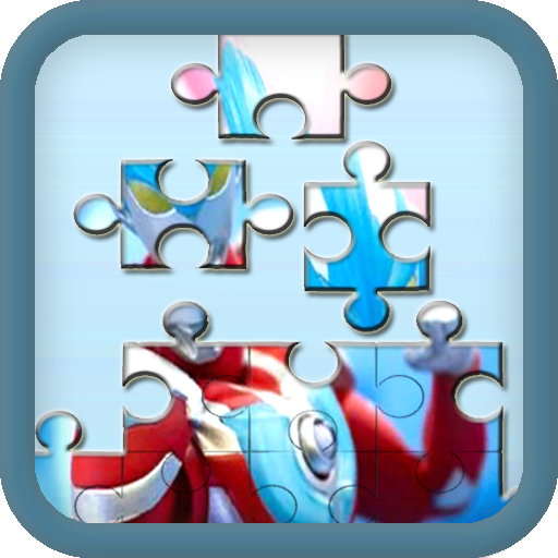 Puzzle Ultraman Toy Kids (game)