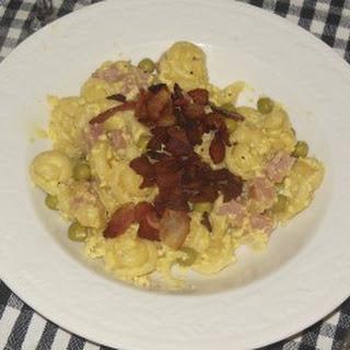 Ham Carbonara Bacon Recipes