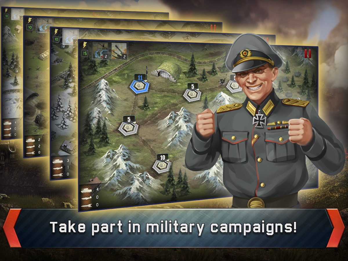 War Conflict Screenshot 12