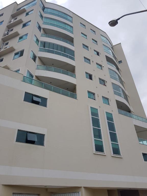 Apartamento com 3 dormitórios para alugar, 100 m² por R$ 2.200/mês - Morretes - Zona 3 - Itapema/SC