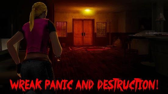 Jason Killer Game: Haunted House Horror 3D