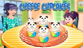 Screenshot of Cheese Cupcakes