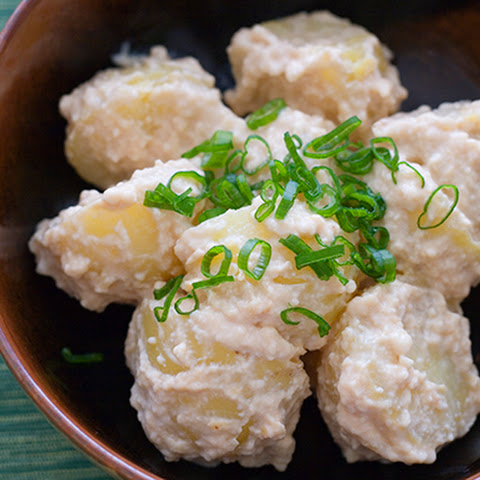 Japanese New Potato Salad