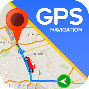Maps GPS Navigation Route Directions Location Live Online PC (Windows / MAC)