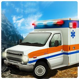 Cover art Ambulance Simulator:Rescue 3D