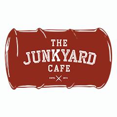 The Junkyard Cafe, Saket, Saket logo