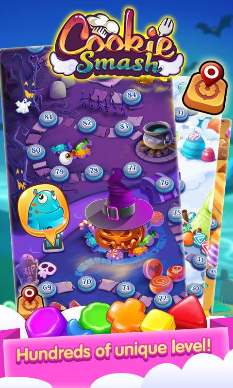 Cookie Smash Screenshot