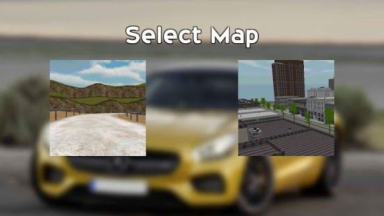Car Driving Simulation - screenshot