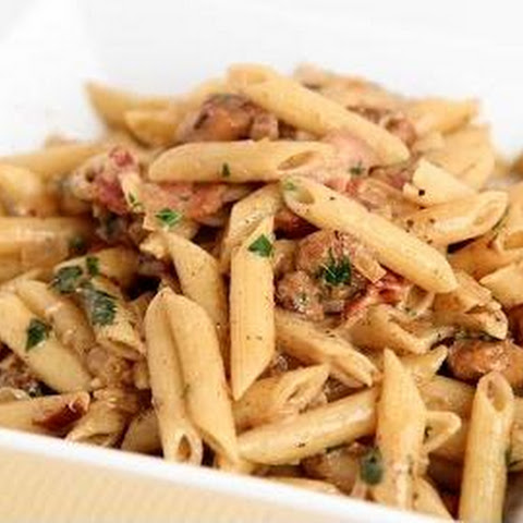Bacon Chicken Pasta
