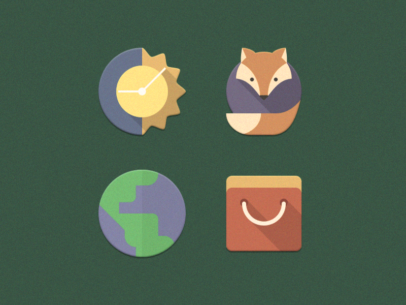 PHIX RETRO - ICON PACK Screenshot 6