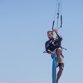 Super Casual by Trevor Bond - Sports & Fitness Watersports ( kite boarding, nz, kiteboarding )